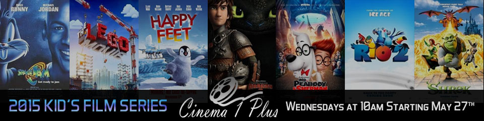 2015 Kid's Film Series